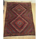 "Image of Vintage Turkish Kilim Rug - 5'10"" x 7'9"""