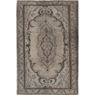 "Apadana - Vintage Turkish Overdyed Rug -- 6'5"" x 9'10"""