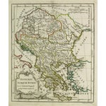 Image of Antique Map Hungary & Balkans, 1778