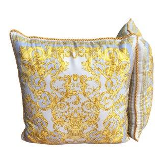 Versace Pillows - Pair