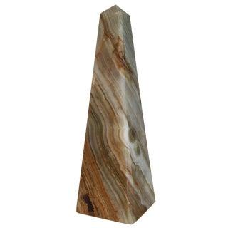 Vintage Marble Obelisk