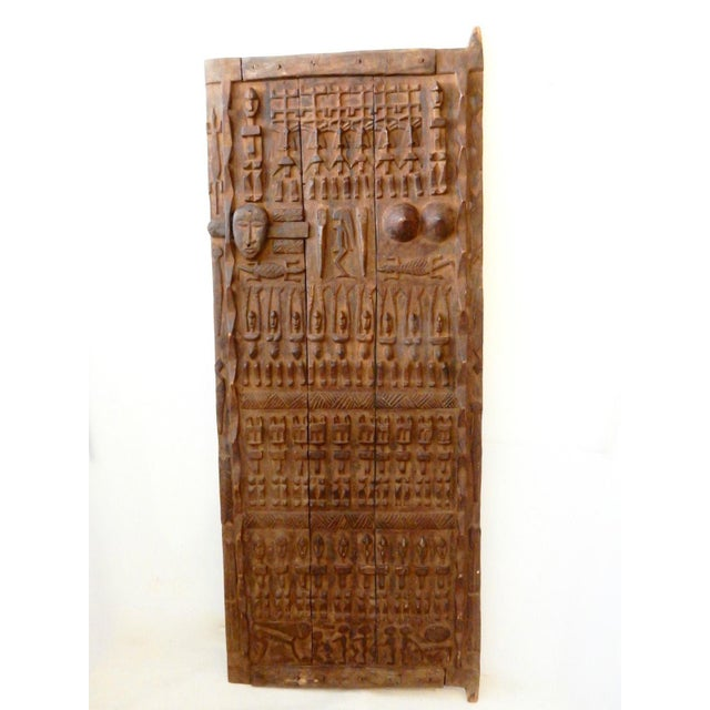 Mali Dogon Door - Image 5 of 9