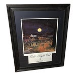 """Image of Will Moses """"Girls' Night Out"""" Signed Print"""