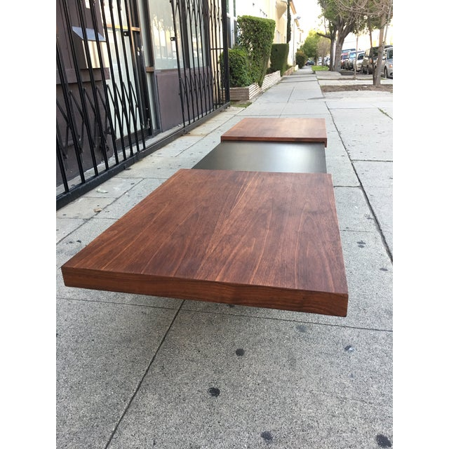 Brown and Saltman Expanding Coffee Table - Image 8 of 10