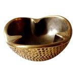 Ben Seibel Dimpled Brass Catchall