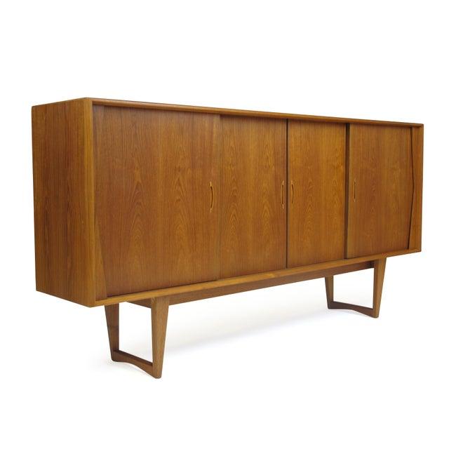 Teak Sideboard & Bar Cabinet - Image 2 of 7