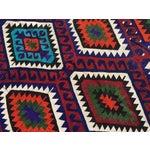 Image of Vintage Turkish Kilim Rug - 6′2″ × 9′7″