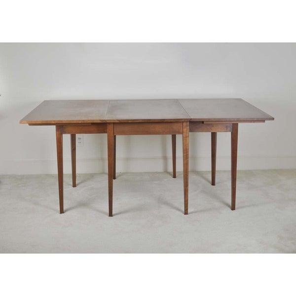 Image of Midcentury Drop Leaf Table