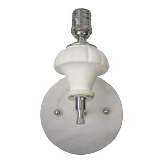 Marble & Alabaster Wall Sconce/Light