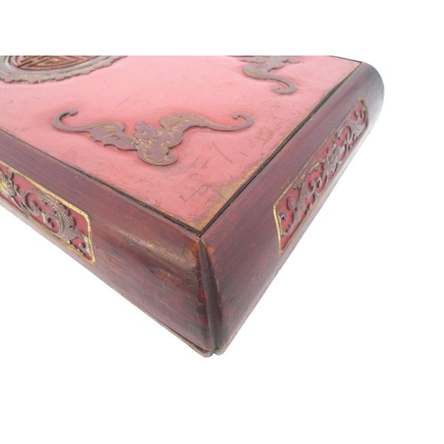 Antique Chinese Scholar Boxes - A Pair - Image 7 of 10