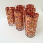 Image of Cera Vintage Bar Glasses - Set of 6