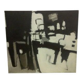 "Frederick McDuff ""Shades of Gray"" Original Painting"