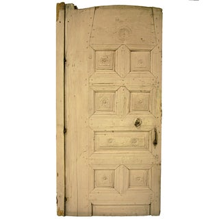 Antique Turkish Carved Door