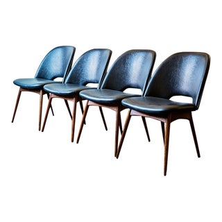 Adrian Pearsall 1404-C Dining Chairs - Set of 4