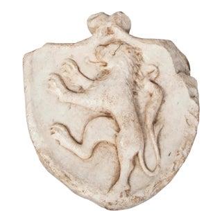18th C. Italian Lion Sculpture