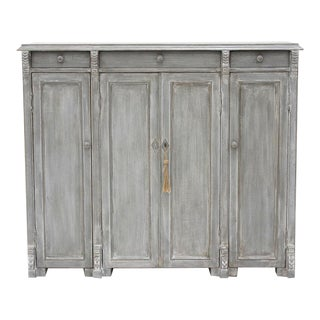 Sarreid Ltd. Cityscape Side Cabinet
