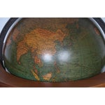 Image of 1940's Globe and Stand