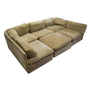 Milo Baughman for Thayer Coggin 6 Piece Sectional