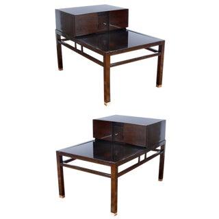 Modernist End Tables