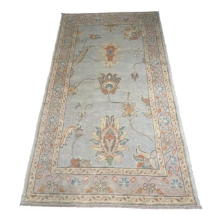 Bellwether Rugs Turkish Oushak Area Rug - 3' X 5'