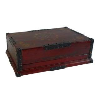 Chinoiserie Red Box