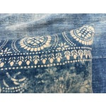 Image of Antique Bleached Batik Pillow