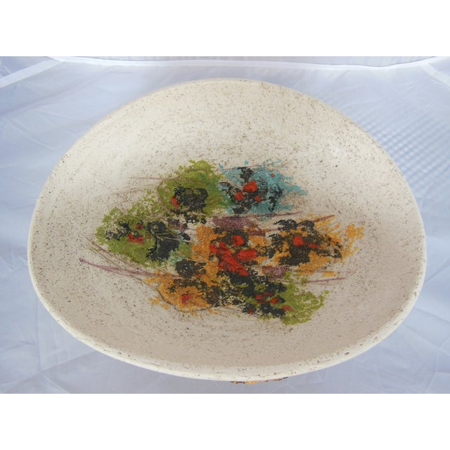 Image of Vintage Italian Ceramic Bowl