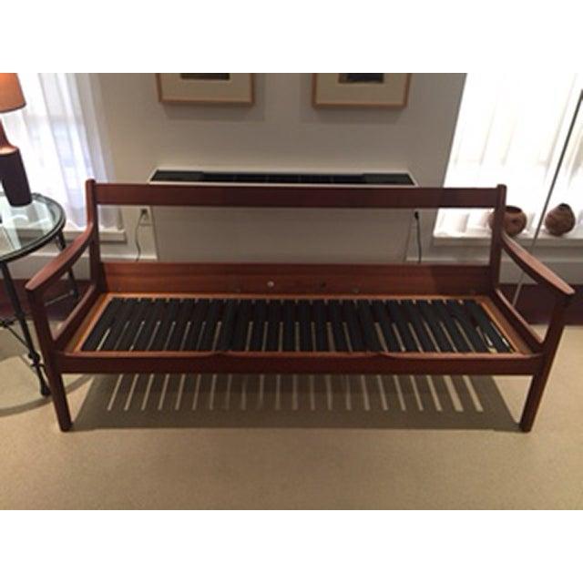 Ole Wanscher Teak 3-Seat Sofa - Image 3 of 7