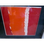 Image of Theodoros Stamos Mid-Century Abstract Serigraph