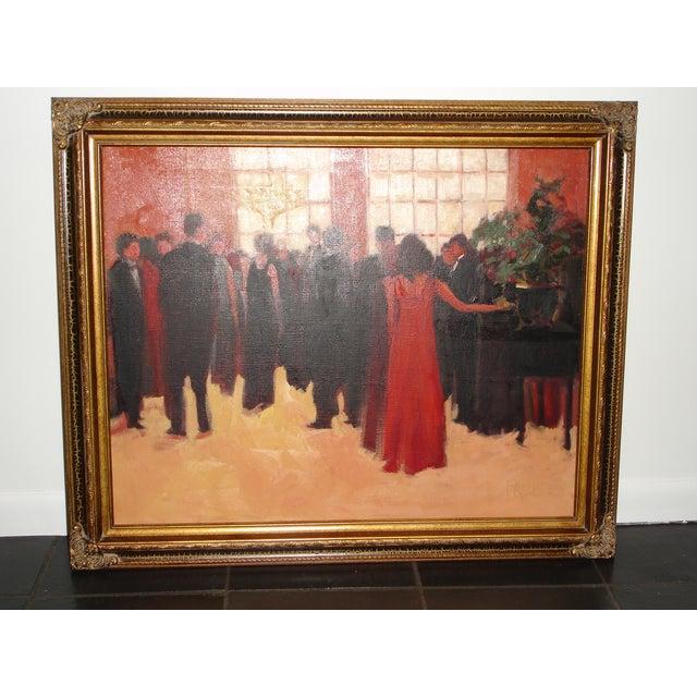 Original Signed Oil Painting - Paula Frizbe - Image 2 of 6