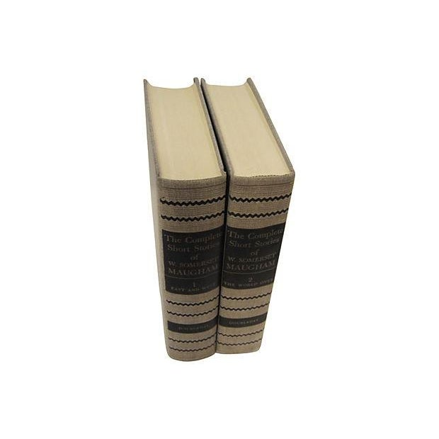 Somerset Maugham Short Stories- Set of 2 - Image 4 of 8