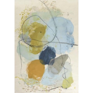 Guna X, 2016, Pigmented wax and ink on okiwara paper by Tracey Adams.