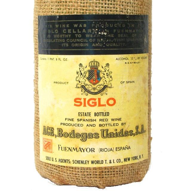 Vintage Spanish Wine 57