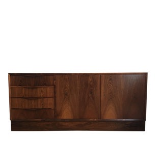 Mid-Century Modern Rosewood Sideboard or Cabinet