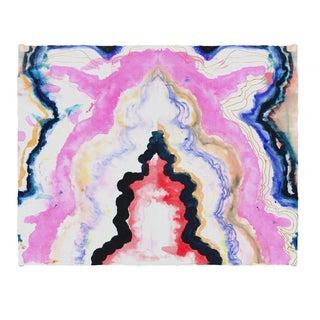 """Kristi Kohut """"Hard Rock Agate"""" Giclée Print"""