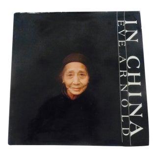 Master Photographer Eve Arnold's Books on China, America, Marilyn Monroe, Signed - Set of 3