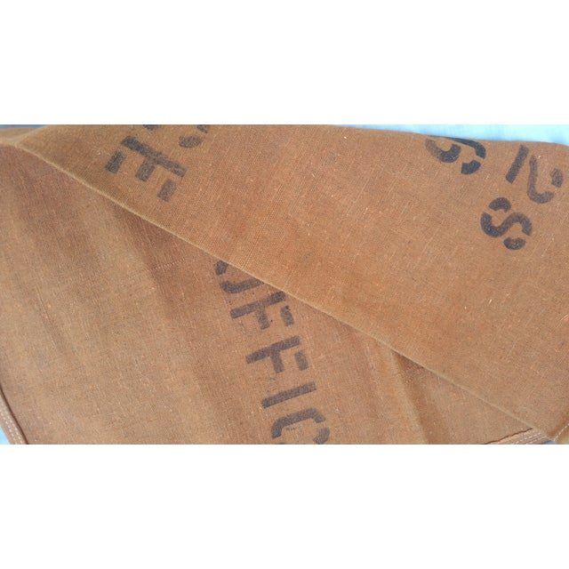Nubby Linen Original Post Office Bag - Image 5 of 5