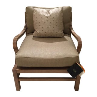 Baker Laura Kirar Muji Floor Sample Lounge Chair