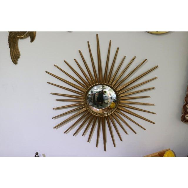 Starburst Rope Framed Mirror - Image 2 of 6