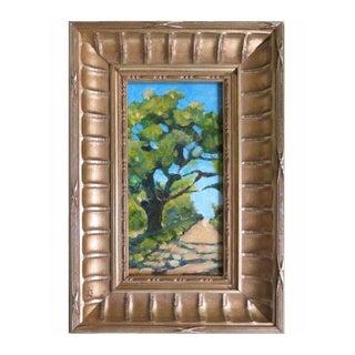 "Mary Houston Acrylic on Canvas ""The Long Way Home"""