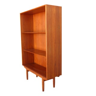 Børge Mogensen Danish Modern Teak Bookcase