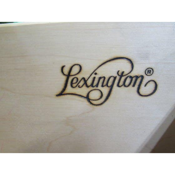 Lexington Campaign Chest of Drawers - Image 4 of 8