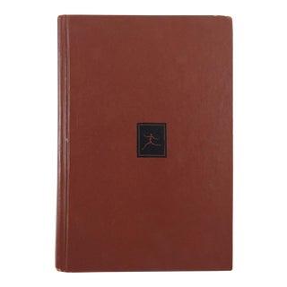"""Cancer Ward"" Burgundy Hardcover Book"