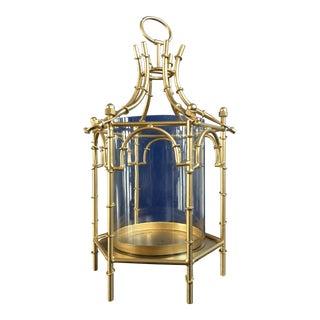 Gold Pagoda Iron Lantern