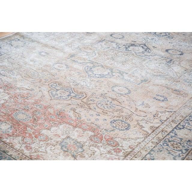 """Distressed Kaisary Carpet - 6'8"""" X 9'5"""" - Image 2 of 10"""