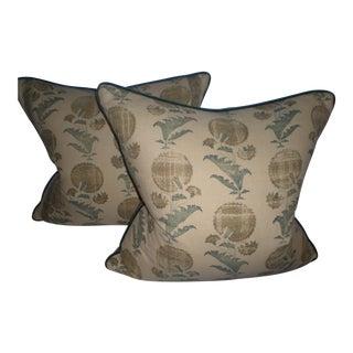Boho Chic Decorative Pillows - A Pair