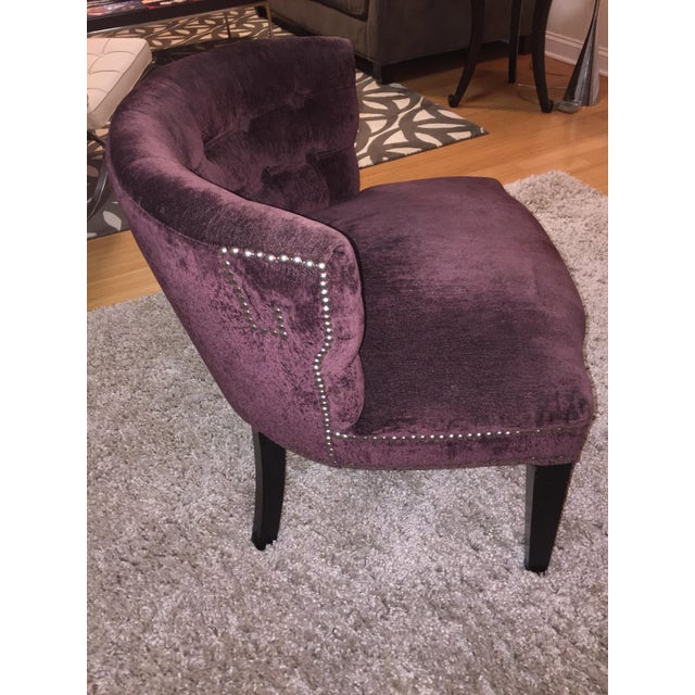 Custom Made Accent Chair - Image 5 of 8