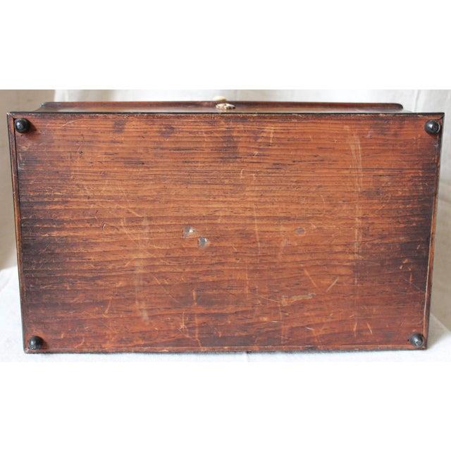 Tunbridge Ware Sewing Box - Image 6 of 9