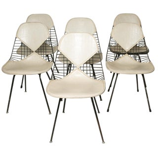 Eames for Herman Miller Bikini Chairs - Set of 6