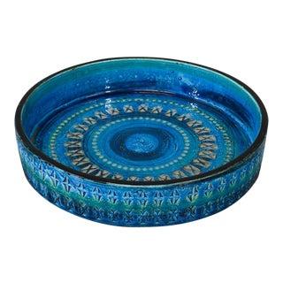 Bitossi ' Rimini Blue' Large Dish